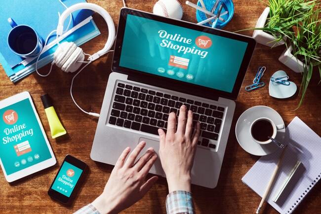 Shopping Online Versus Malls